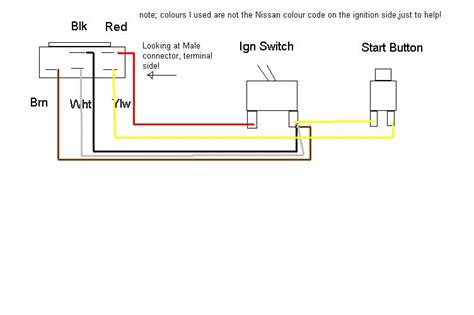 narva ignition switch wiring diagram images wiring