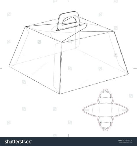 templates for wedding cake boxes amazing cake slice box template inspiration exle
