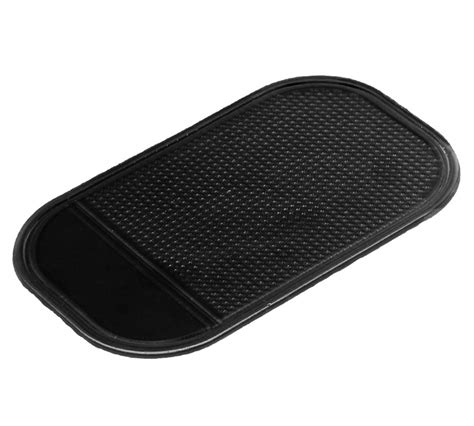 Phone Holder Anti Mat black anti slip dashboard mat