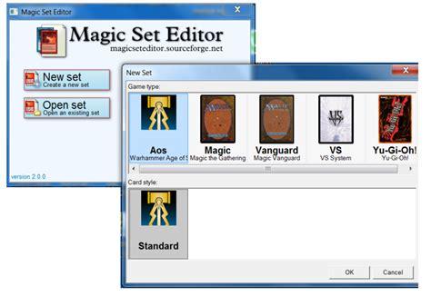 magic layout editor tutorial great magic set editor templates contemporary resume