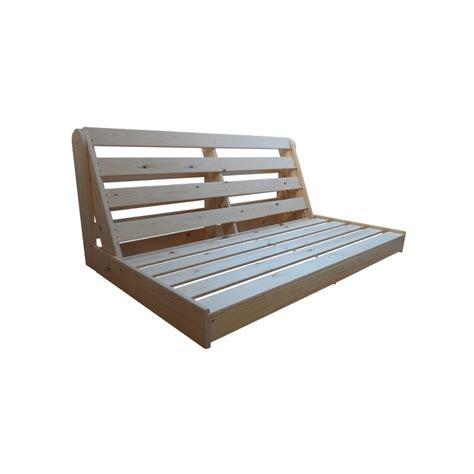 pine futon frame phoenix futon base