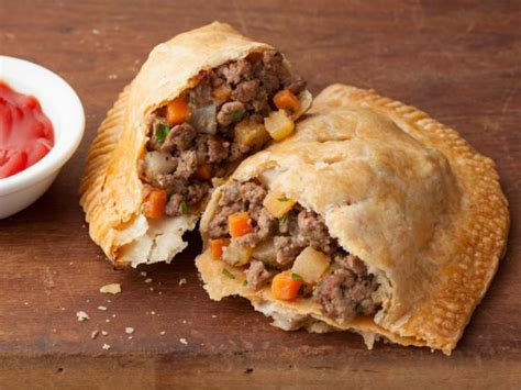 michigan pasty meat hand pie recipes cooking channel