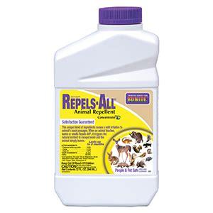 repels all animal repellent quart concentrate