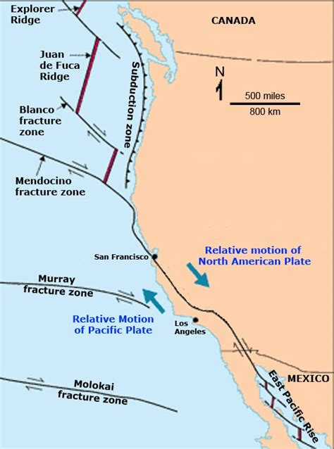the san andreas fault planet