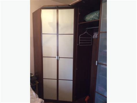 ikea hopen corner wardrobe 1 unit sold corner 1 tower still available ikea hopen
