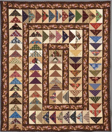 Patchwork Flying Geese - wow 194 we are so excited by how many of you are commenting
