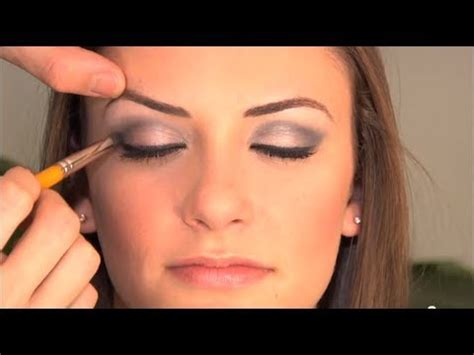 Tutorial Professional Makeup Techniques 4 by Smoky Eye Effect Professional Makeup Tutorial W Anthony