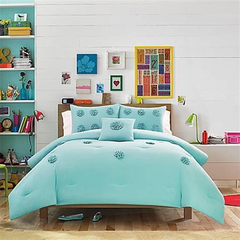 bed bath and beyond teen bedding teen vogue 174 monica reversible comforter set bed bath