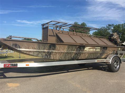 pro drive boats and motors for sale 2016 new pro drive 18x54 tdx hunt blind system aluminum