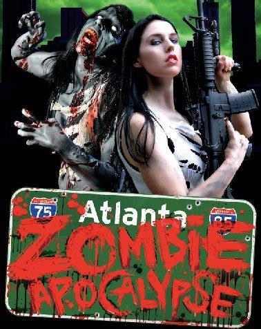 atlanta zombie apocalypse (aza) | dead, buried, and back!