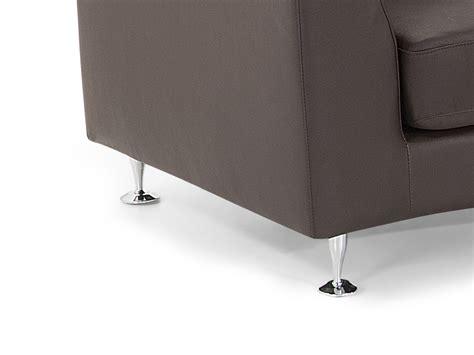 divano circolare divano circolare rotondo in pelle marrone da 7 posti rotunde