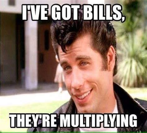 Paying Bills Meme - 20 hilarious insurance memes