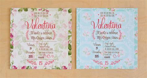 tarjeta de 15 floral chic tarjetas de 15 una invitaci 243 n de 15 a 241 os floral tarjetas de 15