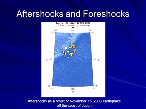 section 8 1 what is an earthquake what is an earthquake chapter 8 section ppt video online