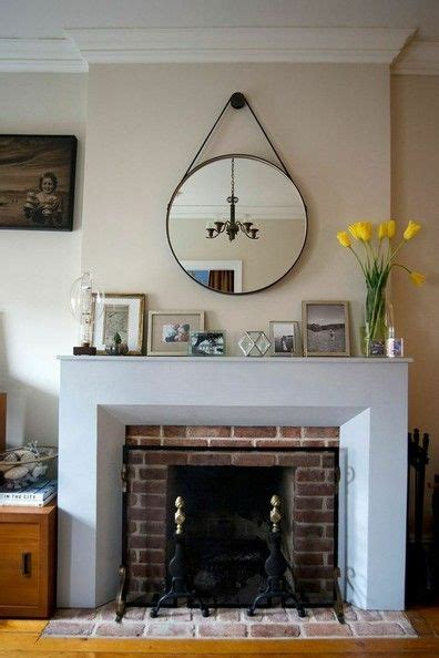 Mirror Fireplace by Best 25 Mirror Above Fireplace Ideas On Home