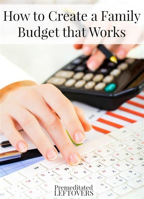 ideas  family budget  pinterest money