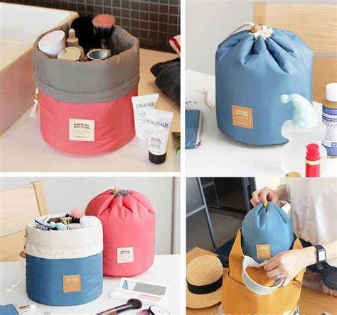 Tas Kosmetik Hello Bordir Make Up Bag Organizer Pouch X443 pouch makeup murah makeup daily