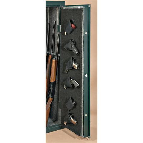 Gun Safe Door Storage by Cannon 174 Door Panel Pistol Kit 135867 Gun Safes At