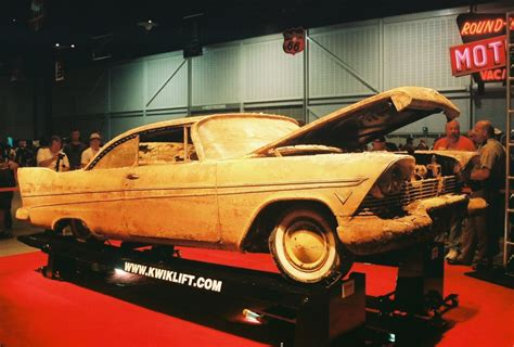 what happened to plymouth what happened to the 1957 plymouth belvedere buried in