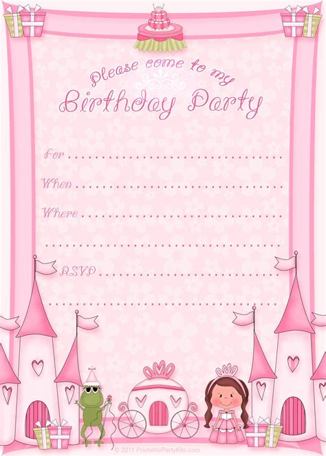 birthday invitation card sle free birthday invitation card birthday invitation card maker