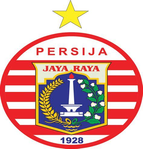 pin oleh majalah persija  logo klub sepak bola olahraga  sepak bola