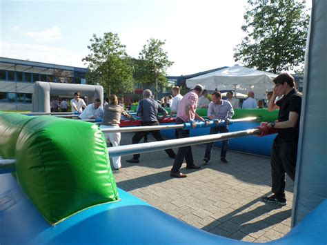 human table soccer sommerfest m k event