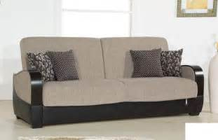 Bedding Sofa Ferhan Sofa Bed Sleeper In Miracle Brown