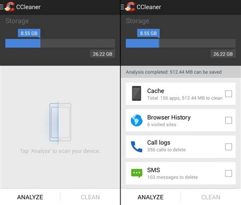 ccleaner for android tablet ccleaner is now on android but is it as awesome as the windows cleaner