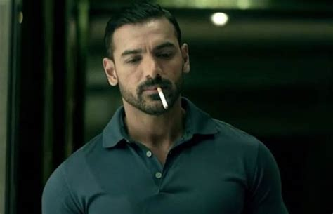 abraham john non smoker john abraham had 600 cigarettes for dishoom