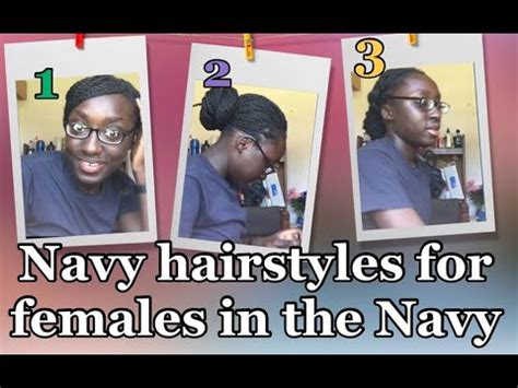 female navy hair regulations latest 2015 pixpic 3 hairstyles in navy regulations twists youtube