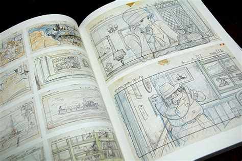 ghibli layout book studio ghibli layout designs exhibition artbook 171 anime