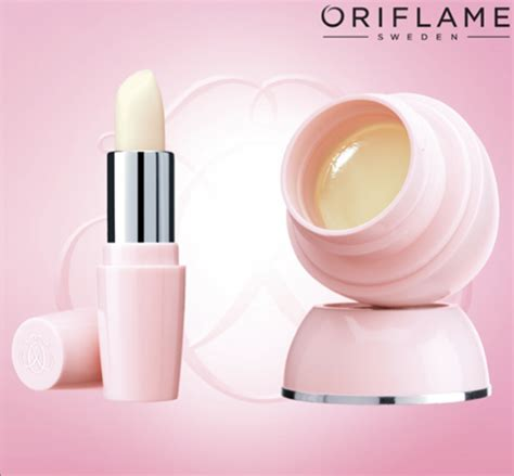 Teder Care Oriflame talks lip and multifunction balm review my oriflame tender care collection
