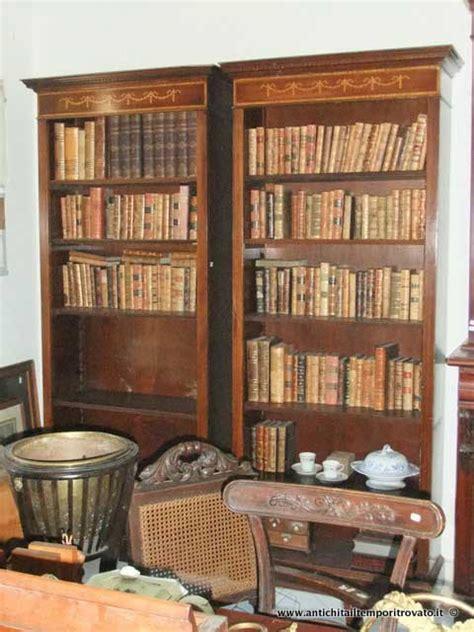 libreria antica antichit 224 il tempo ritrovato antiquariato e restauro