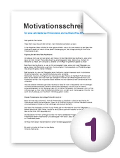 Bewerbungsbrief Hochbauzeichner Motivationsschreiben Wie Mache Ich Es Richtig