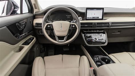 lincoln corsair interior review luxury