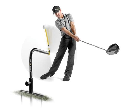sklz golf swing trainer reviews sklz pure path swing trainer with instant feedback