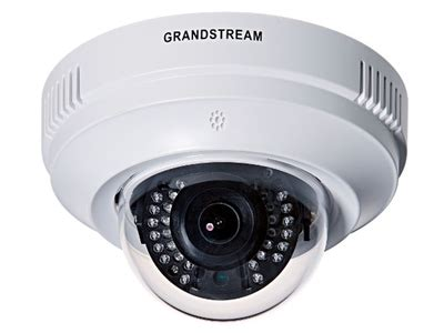 Grandstream Gxv3611ir Hd Indoor Infrared Fixed Dome Hd Ip it dialog enterprise security