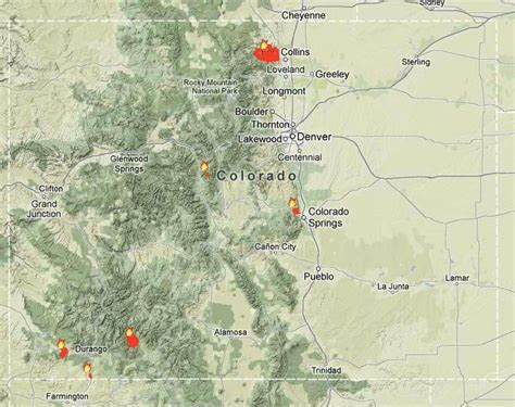 colorado perimeters map waldo contact phone