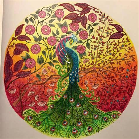 secret garden coloring book watercolor secret garden by johanna basford colouring book by