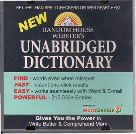 random house dictionary unabridged d 233 finition what is