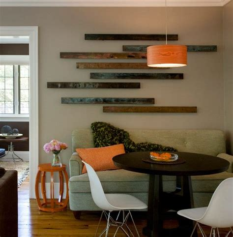 diy livingroom decor wall designs wall ideas for living room reclaimed