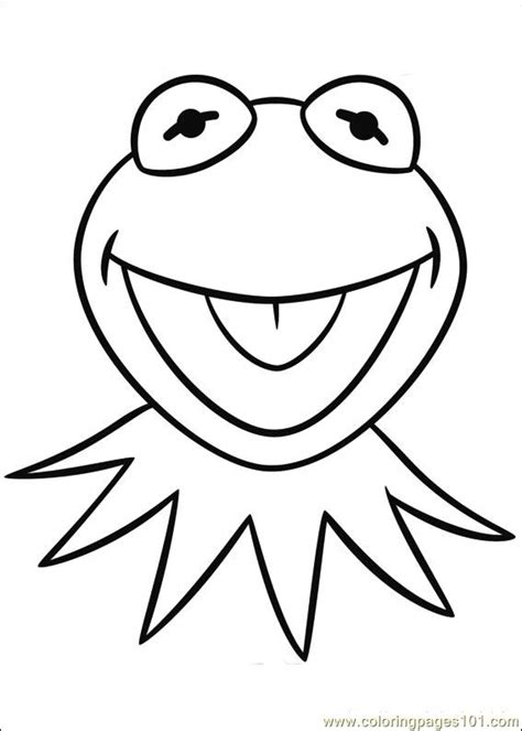coloring pages muppets 01 cartoons gt muppet babies