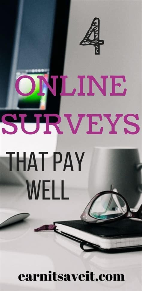 only 4 online survey sites are worth using for extra money earn it save it - Online Surveys That Pay Well