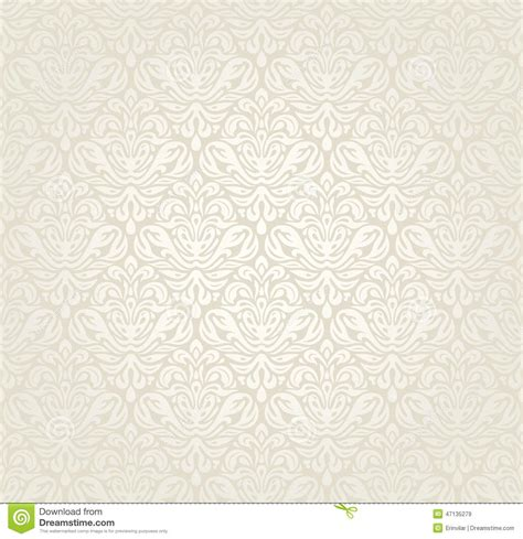 Wedding Background Tile by Bright Luxury Vintage Wedding Seamless Wallpaper