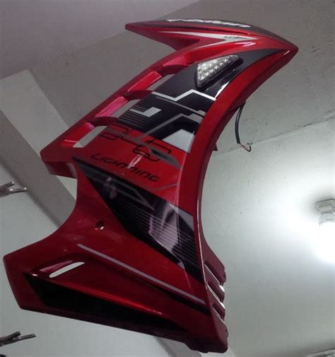 Harga Underbone Merk Motogp daftar harga aksesoris yamaha new vixion lengkap terbaru