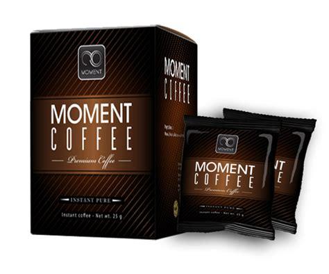 Moment Coffee Box Isi 5 Sachet sehat cantik dan kaya bersama moment
