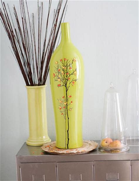 Beautiful Vases Home Decor Autumn Decoration Living Room Home Interior Design