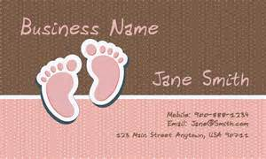 babysitting business card child care business cards babysitting templates