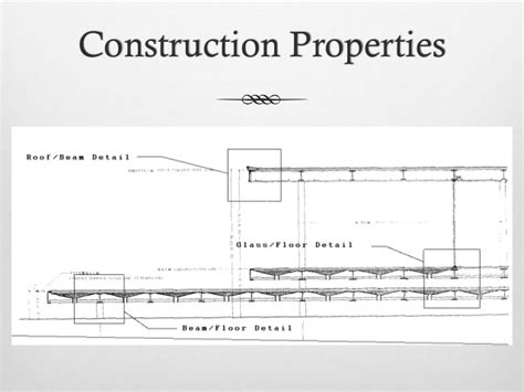 How To Make A House Plan farnsworth house construction details