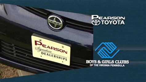 Pearson Toyota Newport News Pearson Toyota Quot Boys Clubs Of The Virginia